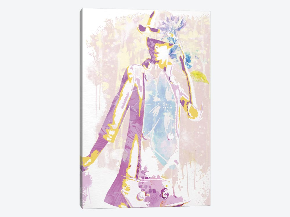 Impossible Model of Innocence 1-piece Canvas Art Print