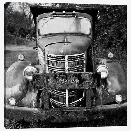 Old Mack 3-Piece Canvas #CFO6} by Chip Forelli Art Print