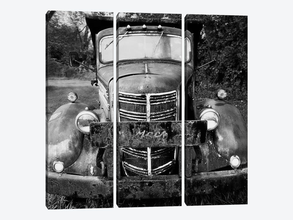 Old Mack by Chip Forelli 3-piece Canvas Artwork