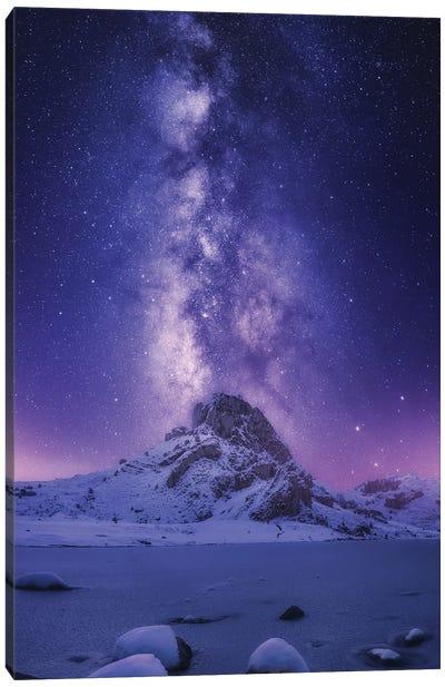Dreaming Light Canvas Art Print