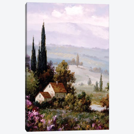 Country Comfort II Canvas Print #CGA4} by Charles Gaul Canvas Art