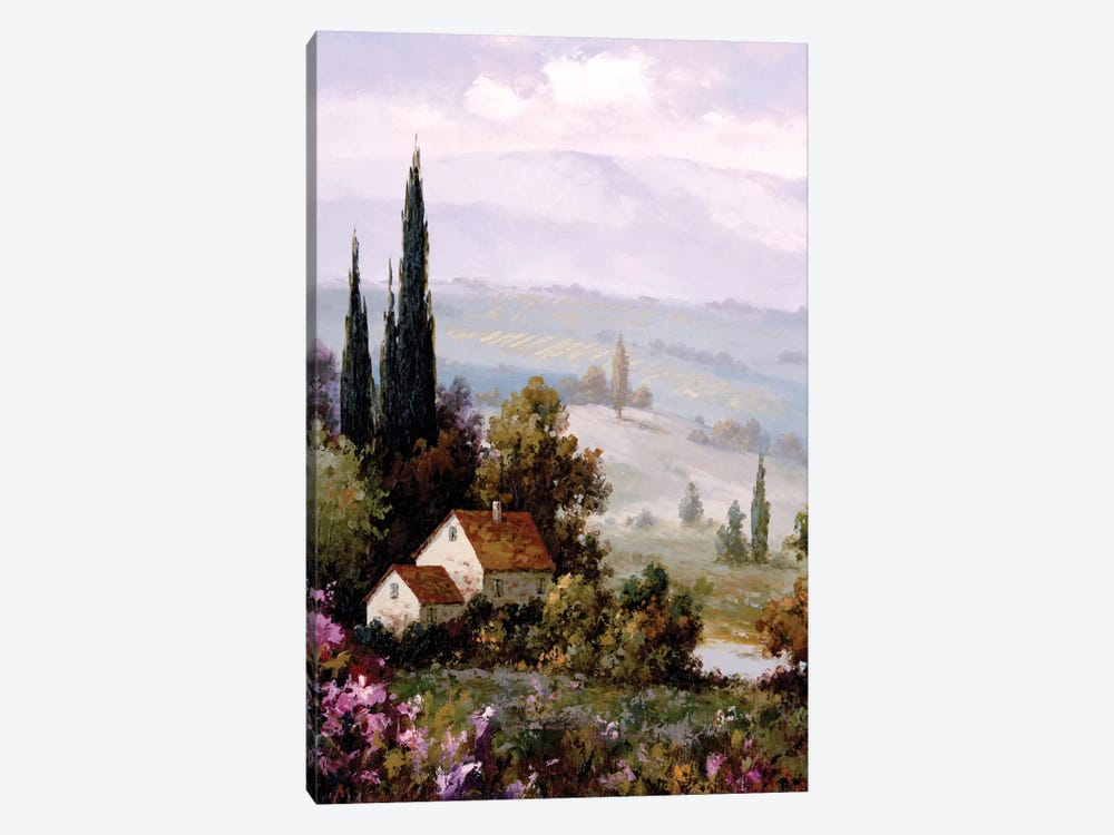 Country Comfort II by Charles Gaul 1-piece Canvas Art Print