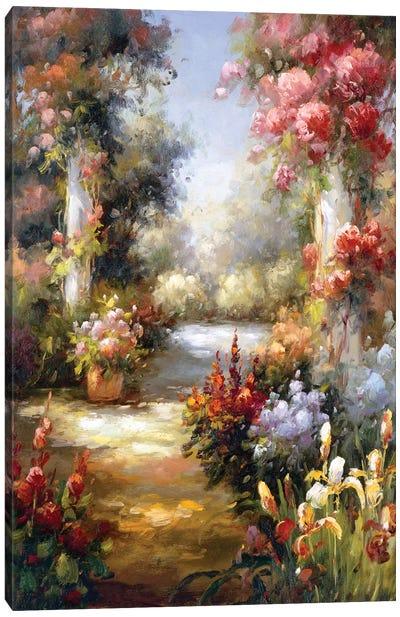 Memory Lane I Canvas Art Print
