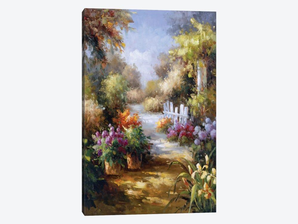 Memory Lane II by Charles Gaul 1-piece Canvas Art Print