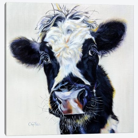 James Canvas Print #CGL19} by Carol Gillan Art Print
