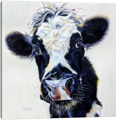 James Canvas Art Print