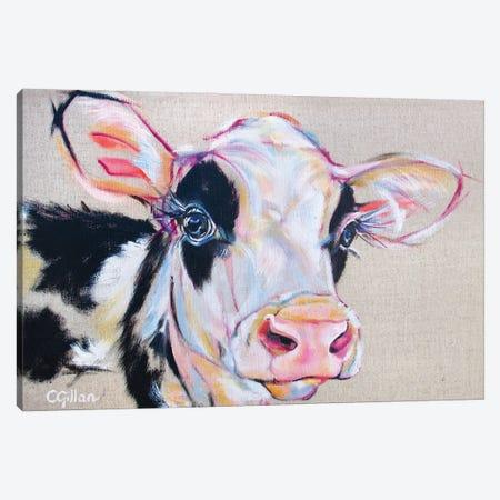 Oliver Canvas Print #CGL34} by Carol Gillan Canvas Wall Art