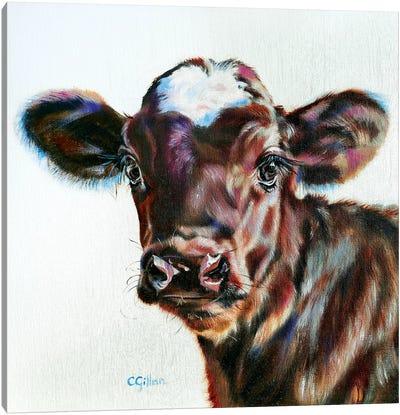 Olivia Canvas Art Print