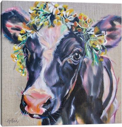 Zara Canvas Art Print