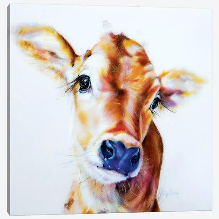 Dolly Canvas Print #CGL5} by Carol Gillan Canvas Print