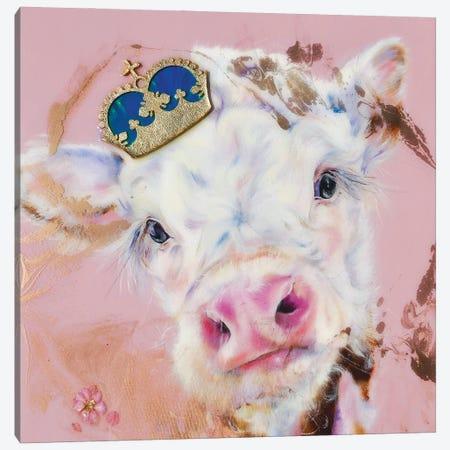 Vivienne Canvas Print #CGL60} by Carol Gillan Canvas Wall Art