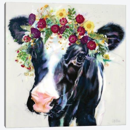 Loved Canvas Print #CGL65} by Carol Gillan Canvas Art Print