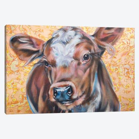 Groovy Canvas Print #CGL67} by Carol Gillan Canvas Print
