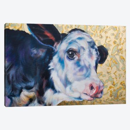 Peek Canvas Print #CGL68} by Carol Gillan Canvas Art