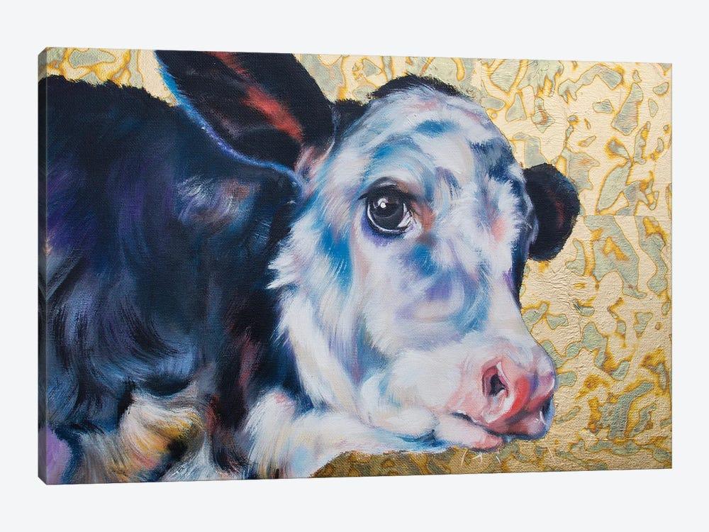 Peek by Carol Gillan 1-piece Art Print