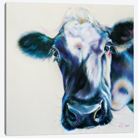Ello Canvas Print #CGL6} by Carol Gillan Canvas Art Print