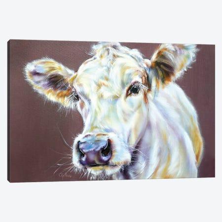 Froth Canvas Print #CGL70} by Carol Gillan Canvas Print