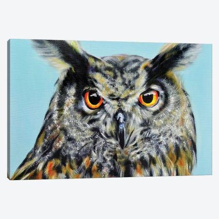 Laser Canvas Print #CGL75} by Carol Gillan Canvas Artwork
