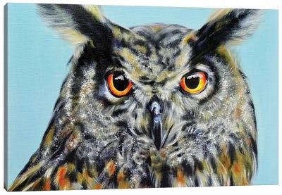 Laser Canvas Art Print