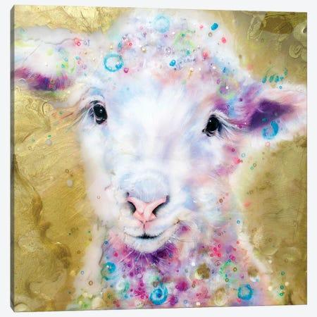 Goldie Canvas Print #CGL76} by Carol Gillan Canvas Wall Art