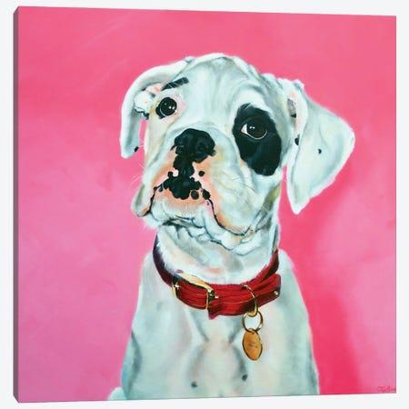 Boo Canvas Print #CGL77} by Carol Gillan Canvas Wall Art