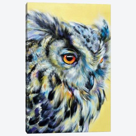 Whisps Canvas Print #CGL80} by Carol Gillan Canvas Art