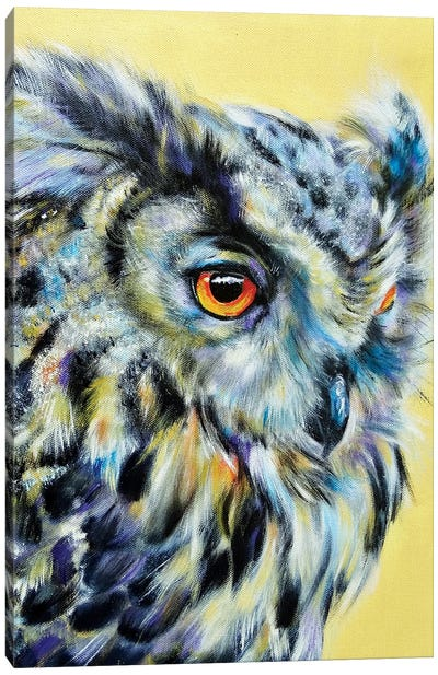 Whisps Canvas Art Print