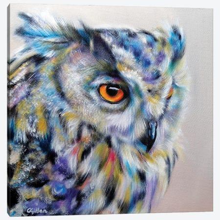 Morning Light Canvas Print #CGL81} by Carol Gillan Canvas Artwork