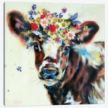 Flutter Canvas Print #CGL83} by Carol Gillan Canvas Wall Art