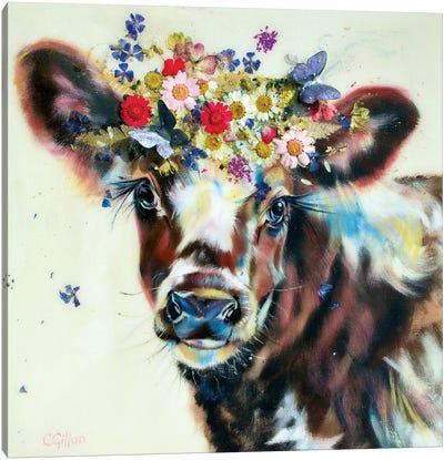 Flutter Canvas Art Print