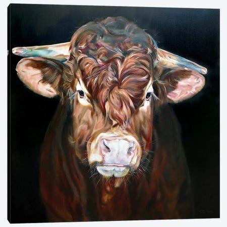Big Red Canvas Print #CGL85} by Carol Gillan Canvas Print