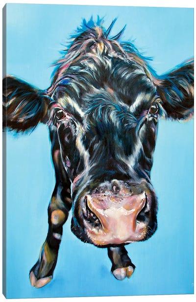 Moove Closer Canvas Art Print