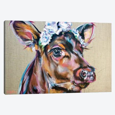Pearle Canvas Print #CGL87} by Carol Gillan Canvas Print