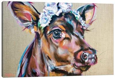 Pearle Canvas Art Print
