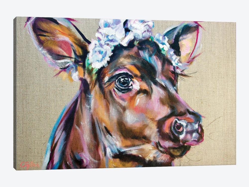 Pearle by Carol Gillan 1-piece Canvas Artwork