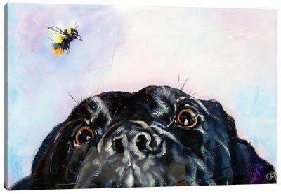 Beee Mine Canvas Art Print