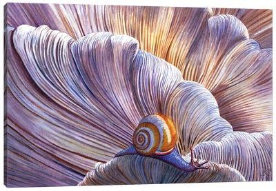 Ethereal Canvas Art Print