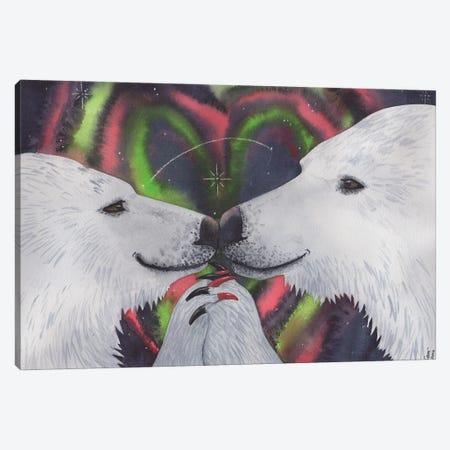 Polarized Canvas Print #CGM77} by Catherine G McElroy Art Print
