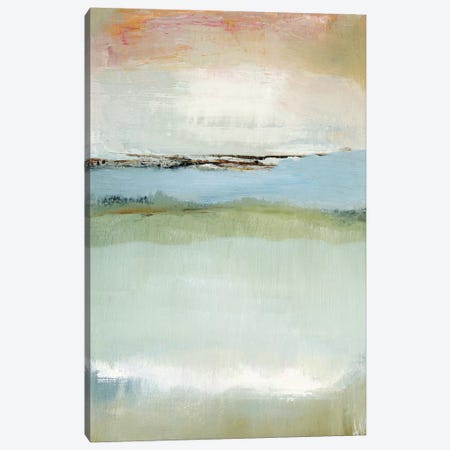 Floating World Canvas Print #CGO12} by Caroline Gold Canvas Wall Art