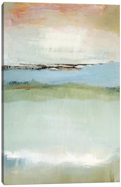 Floating World Canvas Art Print
