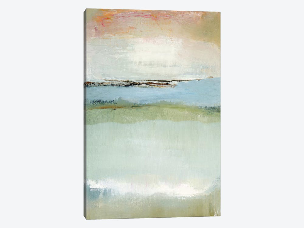Floating World by Caroline Gold 1-piece Canvas Artwork