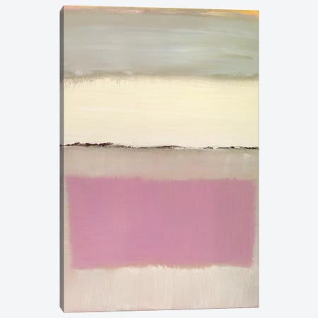Twilight I Canvas Print #CGO15} by Caroline Gold Art Print