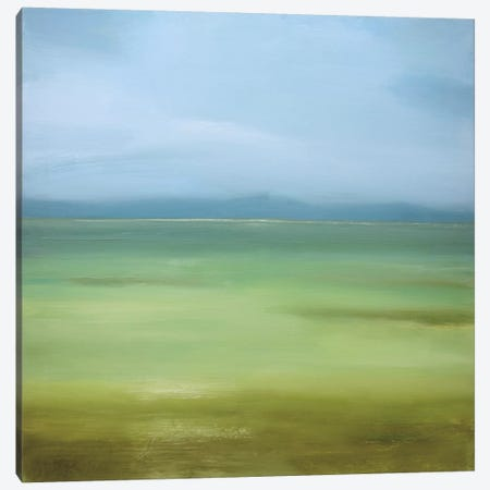 Coastal Beauty Canvas Print #CGO1} by Caroline Gold Canvas Print