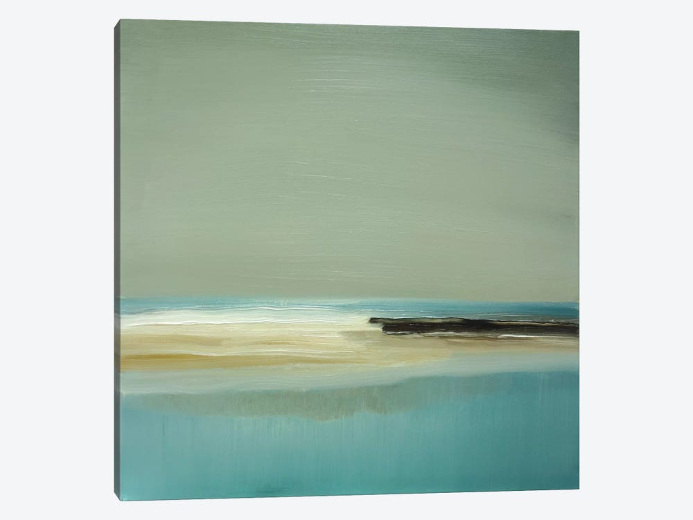 Lagoon by Caroline Gold 1-piece Canvas Art Print