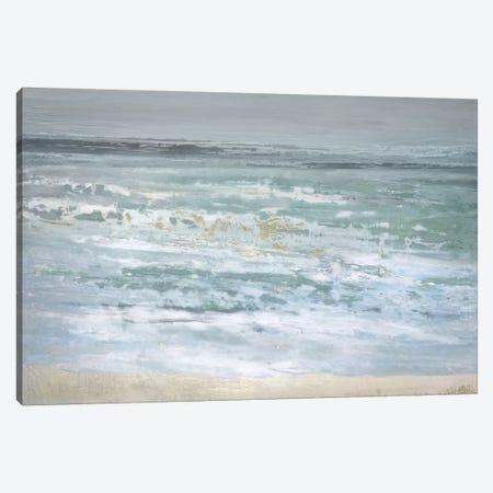 Spindrift Canvas Print #CGO3} by Caroline Gold Canvas Print