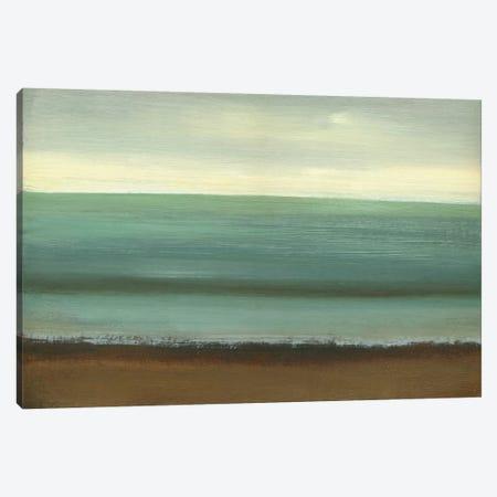 Calm Sea 3-Piece Canvas #CGO4} by Caroline Gold Canvas Artwork