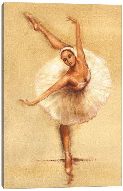 Ballerina I Canvas Art Print