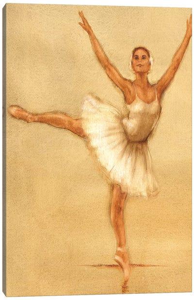 Ballerina II Canvas Art Print
