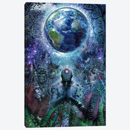 Gratitude For The Earth And Sky Canvas Print #CGR11} by Cameron Gray Canvas Art Print