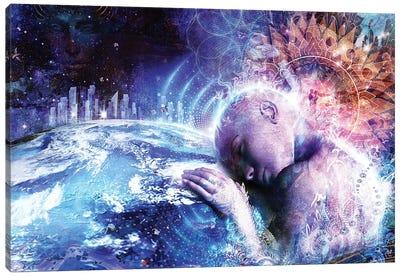A Prayer For The Earth Canvas Art Print
